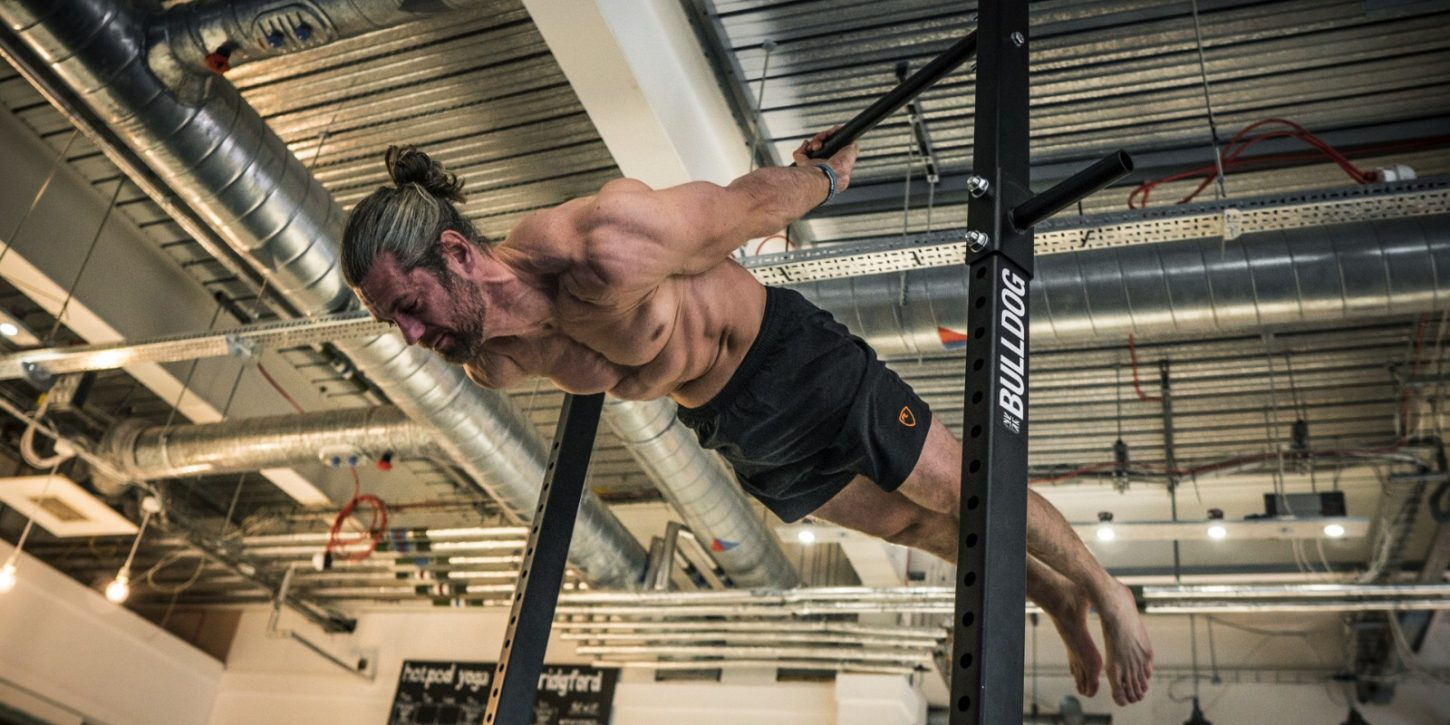 Back Lever Pull Ups